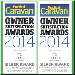 New and Used Caravan Dealer Awards