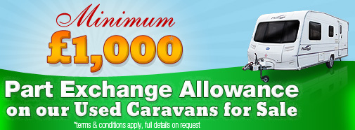 Used Caravans from Reading Caravans